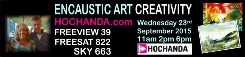 Hochanda TV September 23rd 11am 2pm 6pm